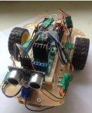 基于Arduino UNO和L298N的避障小车...