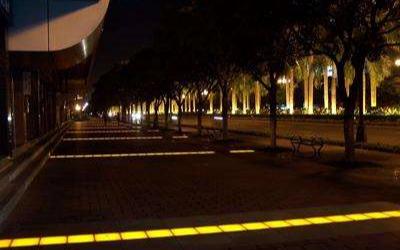 街道照明的发展历史