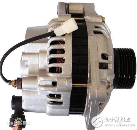 汽车发电机充电电路图大全(六管交流发电机/九管交.