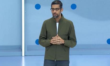 谷歌 AI,AI,还是AI...