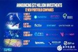 英特尔7200万美元投资创新公司 AI、物联网项...