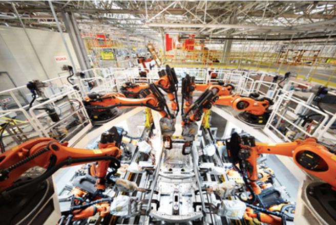 揭秘全球最接近工业4.0的工厂,让你震惊