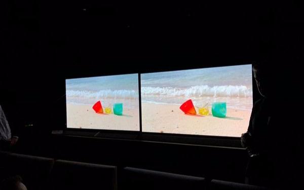 松下宣布两款电视新品,分别是FZ800和FZ95...