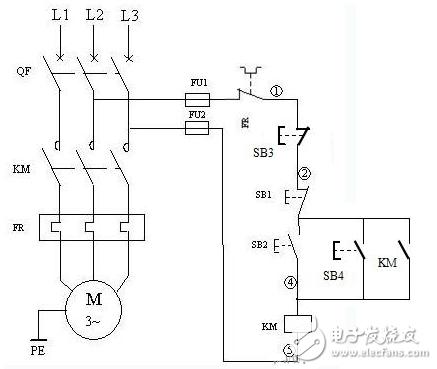 发电机自动启停电路图大全(接触器/水泵启停/电动机)