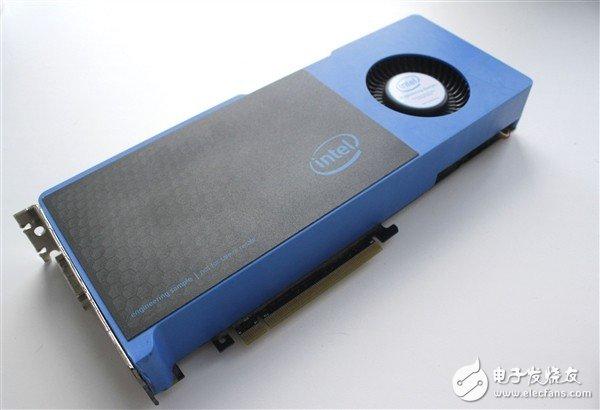 Intel将推进自家独立显卡的研发