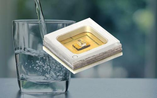 Vishay宣布推出新的陶瓷/石英基材的UVC(...