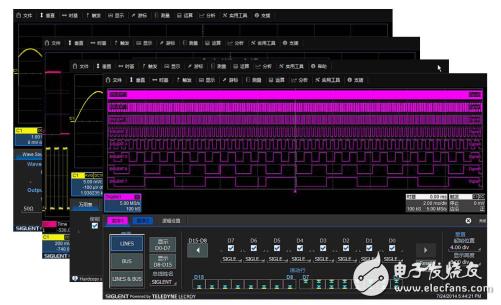 深圳市鼎阳科技有限公司宣布发布SDS3000X系列智能示波器