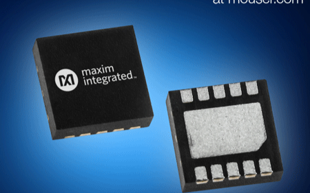 贸泽电子即日起备货MAX22500E和MAX22501E RS-485/RS-422收发器