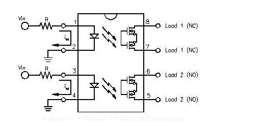 一文详解光耦继电器的应用电路