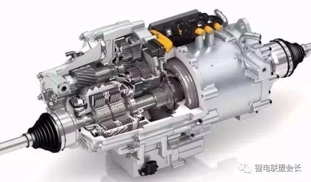 转子即新能源汽车的主驱动电机,它承担了与新能源汽车运动相关的所有