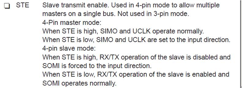 一文读懂MSP430 SPI总线