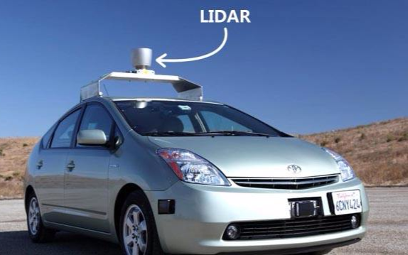 激光雷达成为自动驾驶汽车的必备 国货几乎没有话语权