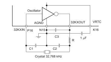 TPS65950/30/20 32 kHz振荡器原理图和PCB布局指南
