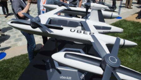 Uber推出无人机送货项目 预计2020年进行项...
