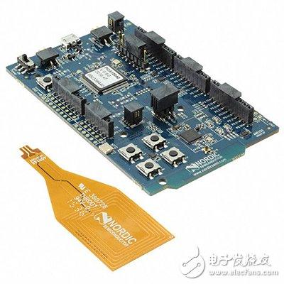 Nordic Semiconductor的nRF52 DK的图片