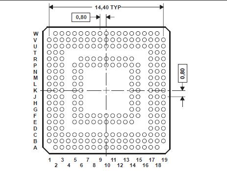 低功耗,8通道,10位,40MSPSCMOS的模数转换器ADS5120的英文资料概述