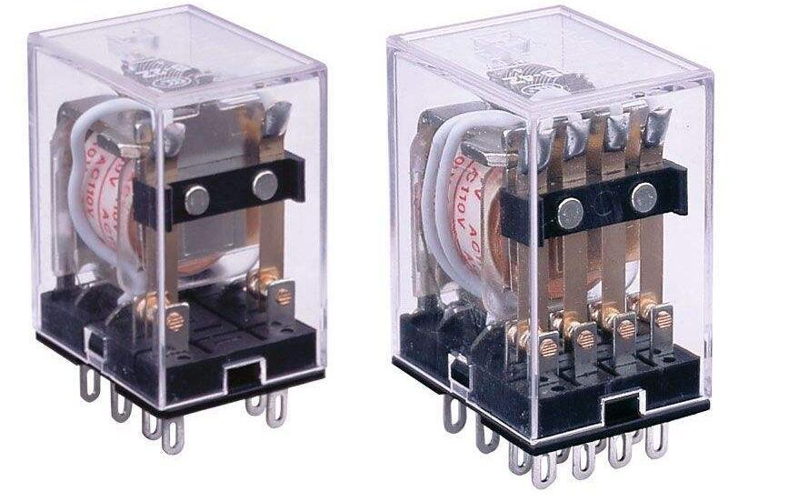 常用的继电器有哪几种_常用继电器型号大全