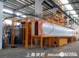 上海良时:自动前处理喷淋及喷粉生产线系统