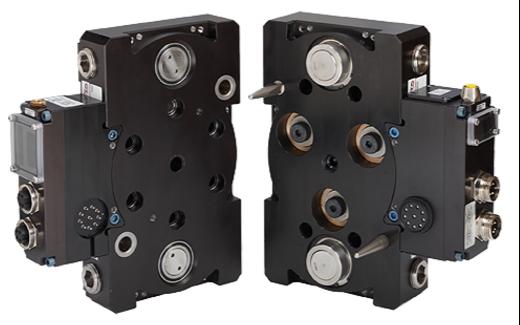 针对停靠和夹具应用完成水、电、气等信号对接 AT...