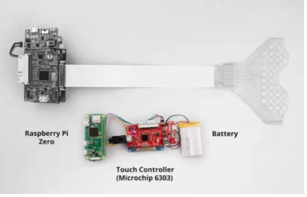 带你开眼界!一款智能传感器,直接贴在皮肤上控制移动设备