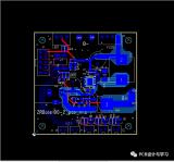 机器人自主充电座PCB图和自主充电原理图