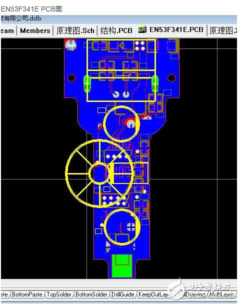 过EMI的EN53F341E车充原理图