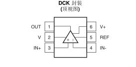 具有电压参考的 1.8 V 毫微功耗比较器