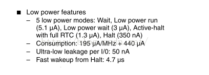 如何实现STM8L151G6U6超低功耗