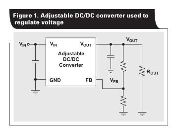 对大功率LED供电的DCY-DC变换器回路的补偿和测量