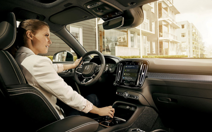 抢攻车载娱乐系统市场 Google连手Volvo/Intel