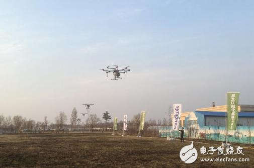 大疆植保无人机正式在农业领域通航