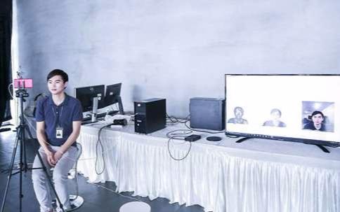 OPPO手机宣布,成功实现了采用3D结构光技术的5G视频通话演示