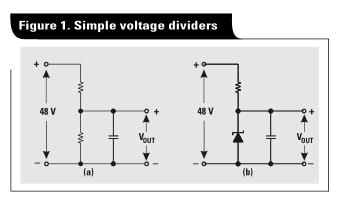 -48V/+48V热插拔应用