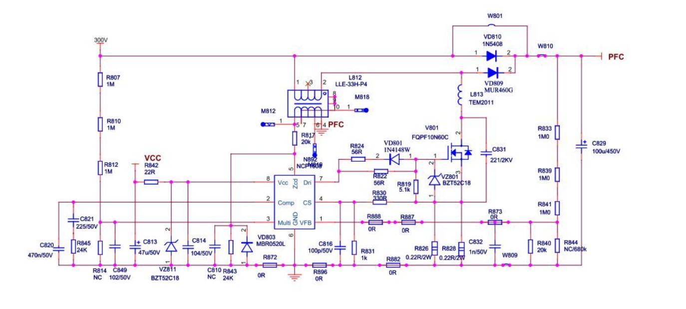海信LED42K20D电源板RSAG7.820.5338