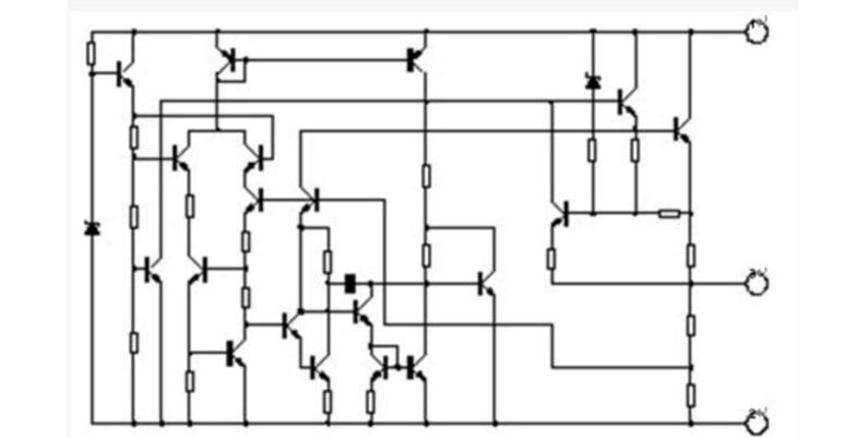 7812稳压块能对多大范围内的电压稳压?7812参数特性及稳压电源电路