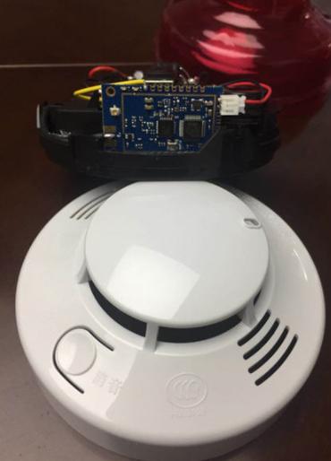 大联大友尚推无线烟雾报警器解决方案 建造智能化管理的智能社区