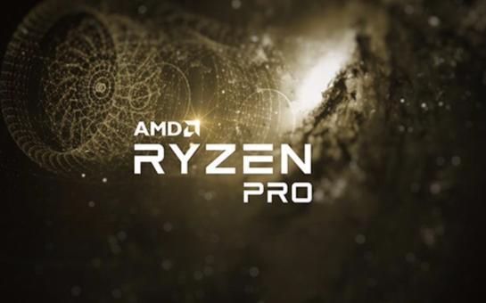 锐龙Pro现已同时拥有Zen CPU、Vega ...