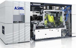 中芯国际1.2亿美元向ASML预订一套光刻设备,...