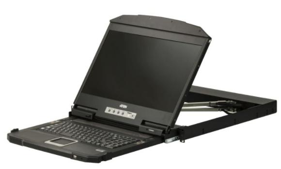 ATEN推出领先业界18.5寸超短机身LCD控制...