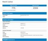 Geekbench曝光了一款小米新机,该款手机搭载了联发科MT6765处理器