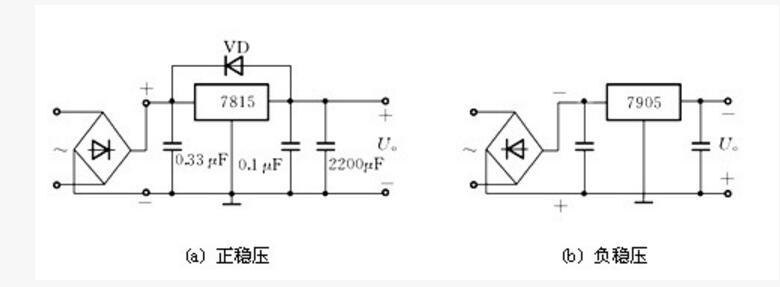 稳压芯片L7805_cw7805和LM7805有什么区别