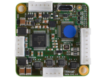 智能步进电机驱动器支持快速应用开发