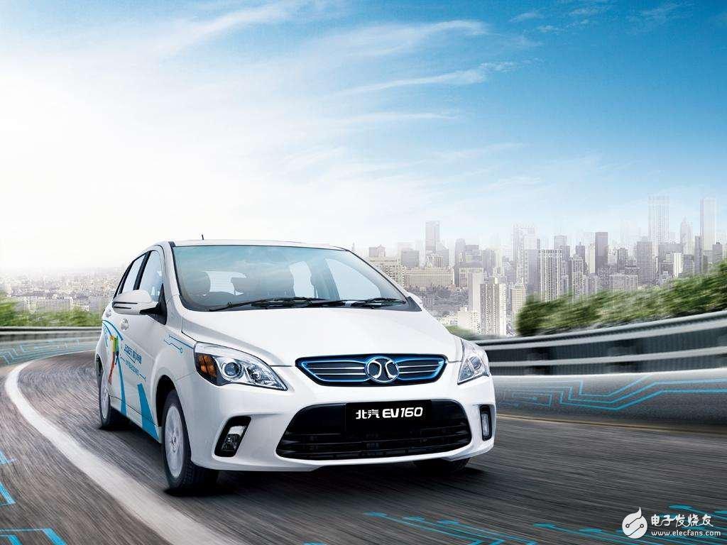 北汽大规模出口新能源汽车 跟上一带一路的步伐 传...