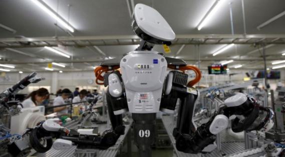 经济学人自动化准备指数出炉 韩国第一、美国第九