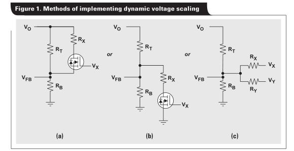 便携式DSP设计中动态电压缩放的节能方案