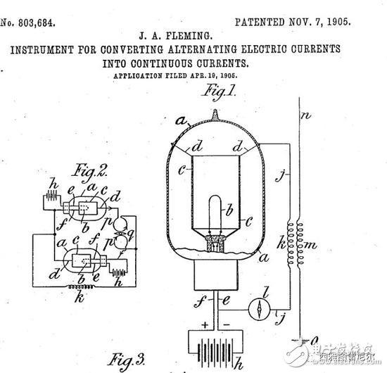 二极管专利原文