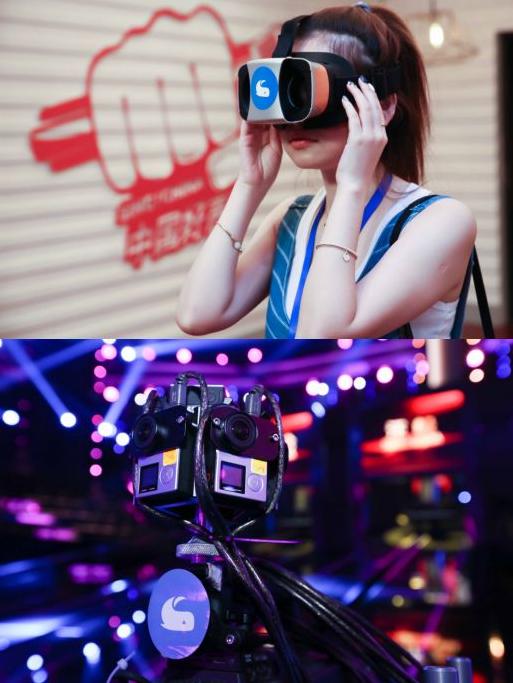 VR技术要上《中国好声音》啦 现场效果更震撼