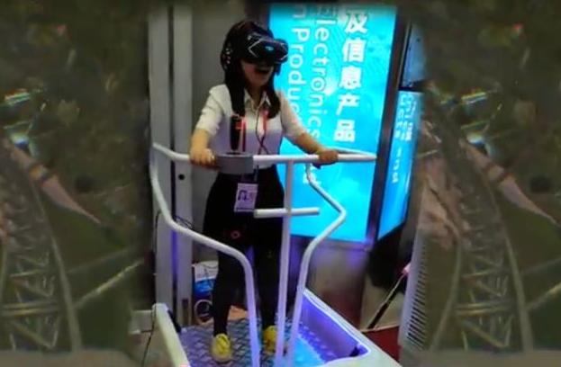 中国兴起VR热潮:市场上有100多款VR 高端产品为数不多