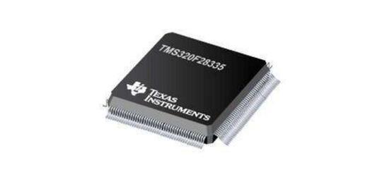 TMS320f28335控制AD7656的硬件电...