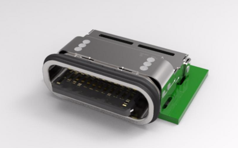 TE宣布推出全新防水型板上USB Type-C ...